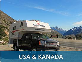 Keuze USA & Kanada