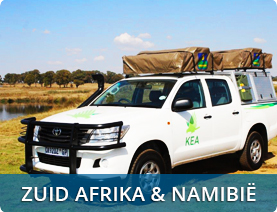 Zuid-Afrika & Namibië