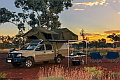Hilux 4wd roof tents Australia