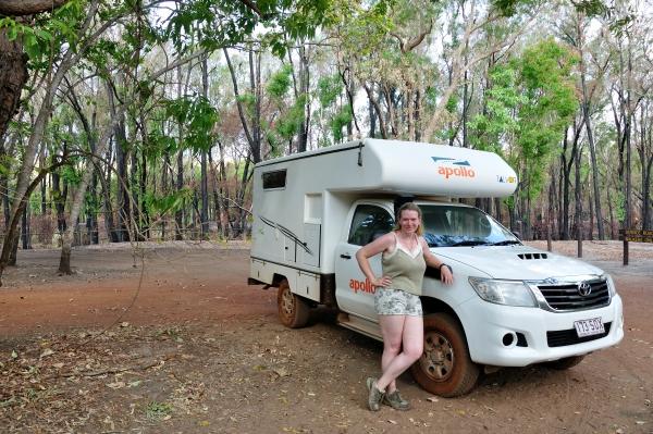 4wd Adventure camper Francis